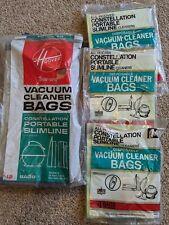 Lot of 17 Hoover Constellation Portable Slimline Vacuum Filter Bags 11257