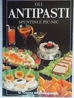 Gli antipasti spuntini e pic-nicVallardiricette cucina cocktail natale pasqua