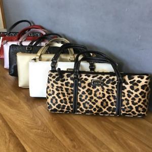Sachi Insulated Wine Tote - Cooler Handbag