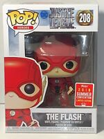 Pop! Heroes: Justice League - Flash - 2018 Summer Convention #208