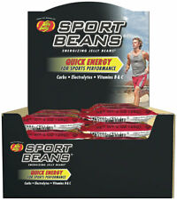 Jelly Belly Extreme Sport Beans: Cherry, Box of 24