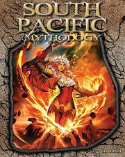 South Pacific Mythology by Ollhoff, Jim-ExLibrary