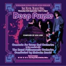 Deep Purple/Royal Philharmonic Orchestra : Deep Purple: Concerto for Group and