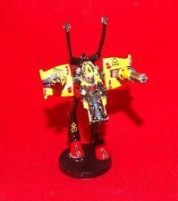 Warhammer 40k Eldar War Walker Metal OOP Painted
