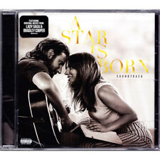 hand signed Lady Gaga A Star Is Born autographed CD OST [US] 102018