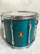 """Mapex Orion 12"""" x 14"""" Tom Drum with May Microphone System Shure SM 57 Mic"""