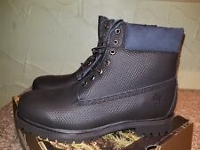 TIMBERLAND MEN'S 6-INCH PREMIUM LIMITED ED BOOTS SIZE 11.5 A1VGA FACTORY SECOND