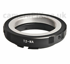T2-MA T T2 screw thread mount lens to Sony Alpha A Minolta AF camera adapter