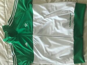 Adidas De La Salle University Manila DLSU Jacket Mens Size XL Ateneo