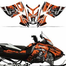 Rev XR Decal Graphic Kit Ski Doo Skidoo Sled Snowmobile Wrap Summit 13+ REAP ORG