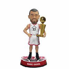 Marc Gasol Toronto Raptors 2019 NBA Champions Bobblehead NBA