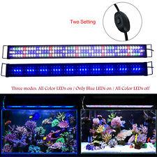 Aquarium LED Lighting 5730 Full Spectrum Over-Head Lamp For 120-150cm Fish Tank