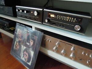 Trio Kenwood KA 2000 - KT 1000 Amplificatore & Tuner Revisionati Vintage MIDI