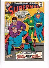 Superman #200 October 1967 Knor-El Kal-El