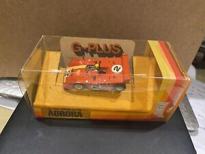 AFX - Ferrari 312 PB - Rare Packaging - NICE!