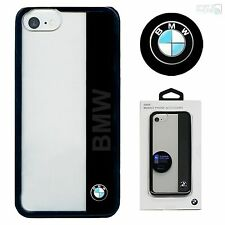 "BMW Clear Back Cover iPhone 7, 6, 6s 4,7"" Schutz Hülle Hard Case Handy Tasche"