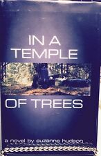In A Temple of Trees – Suzanne Hudson – Signed 1st/1st New!!