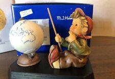 "Goebel M I Hummel figurine ""European Wanderer "" Millennial series"