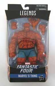 Marvel Legends THING Action Figure Fantastic Four Complete Hasbro Walgreens