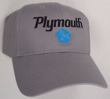 Hat Cap Licensed Plymouth Grey HR 232
