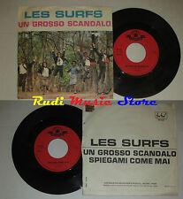 LP 45 7'' LES SURFS Un grosso scandalo Spiegami come mai 1965 italy cd mc dvd