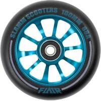 SLAMM Stunt Scooter Accessoires FLAIR 2.0 100mm Rolle 2021 blue Kickboard