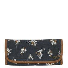 Animal Krista Women's Canvas Purse Asphalt Grey DW6WJ310/L63 NEW
