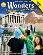 Wonders, Grades 4 - 6: A Journey Around the World by Meister, Teddy
