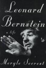 Borzoi Reader Ser.: Leonard Bernstein : A Life by Meryle Secrest (1994, First)