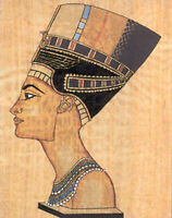 EGYPTIAN QUEEN  16 X 20 INCH ART PRINT POSTER