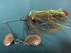 3/4 Ounce Spinnerbait, Pike, Muskie Or Big Bass Lure