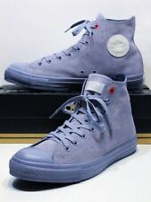 RARE! Size UK 8 Men's Converse All Star Wood Hi Grey High Top Trainers Boots