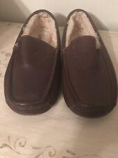 Ugg Australia Ascot Leather Slipper Size 12