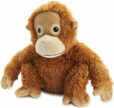 Warmies Orangutan Soft Toys Brown, 0.76 kg