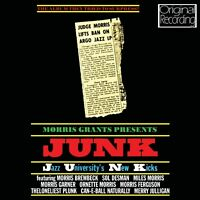 MORRIS GRANTS - PRESENTS JUNK  CD NEW+