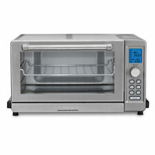 Cuisinart TOB-135N Deluxe Digital Convection Toaster Oven Broiler,Stainless S.