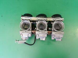 TRIUMPH triple 900 750 MIKUNI CARBS ultrsasonically cleaned Carburettors carbs