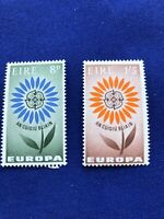 Ireland Stamps,2,MNH,Sct#196&197, Cat Value:$17US, Price:$4US  (2181)