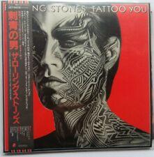 Rolling Stones - Tattoo you  JAPAN Mini LP SHM-CD UICY-94578 Number 0099 NEU