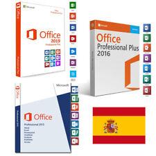 Office 2019 Office 2016 Office 2013 ✅ Professional Plus ✅ Versión en español