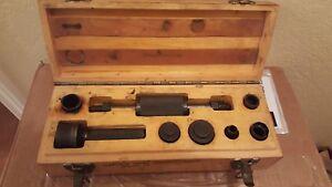GG111-17  Pratt PT6 Garlock Seal Line Maintenance tool kit Kell-Strom
