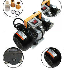 Self Prime Ac 110V 16Gpm 550W Oil Transfer Pump Fuel Diesel Kerosene Pumps