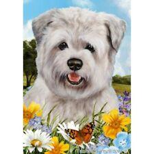 Summer House Flag - Blue Glen of Imaal Terrier 18214