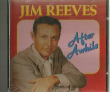 = D - 1 CD Jim Reeves - After Awhile