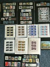Austria Mnh 2006 Stamp Collection In Display Folder (72 Stamps, 12 Ss')