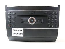 2010-2013 MERCEDES BENZ GLK 350 RADIO CONTROL UNIT OEM MD00145