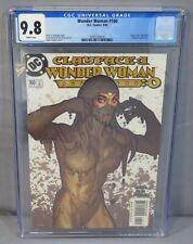 WONDER WOMAN #160 (Adam Hughes cover) CGC 9.8 NM/MT DC Comics 2000 Cheetah