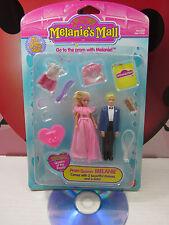 MELANIE'S MALL Prom Queen MELANIE Doll Date Set 1996 Cap Toys Vintage Rare MOSC