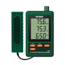 Extech SD800 CO2 Humidity Temperature Datalogger Records Directly to SD Memory