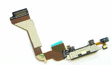 IPhone 4 4g prise Chargeur Dock Connector Câble Flex Cable Charger microphone Microphone